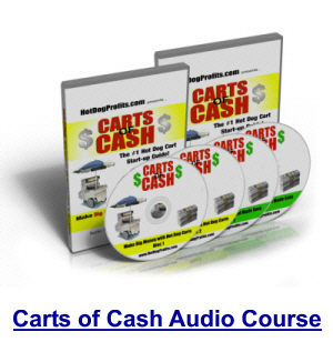 Carts of Cash Audio Component