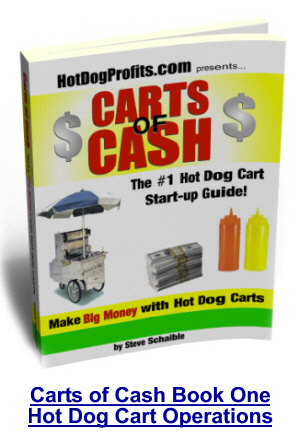 Carts of Cash Book 1