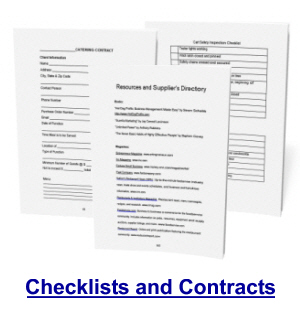 Checklists and Contracts