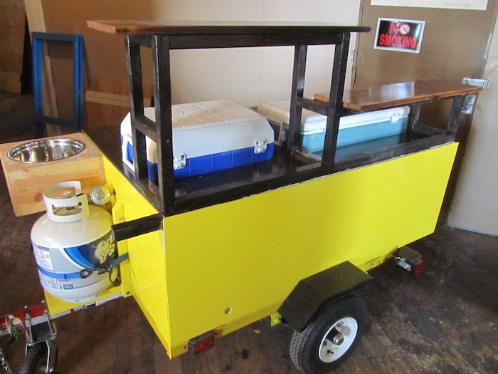 Start a Hot Dog Cart! The all cash business that you can run on your