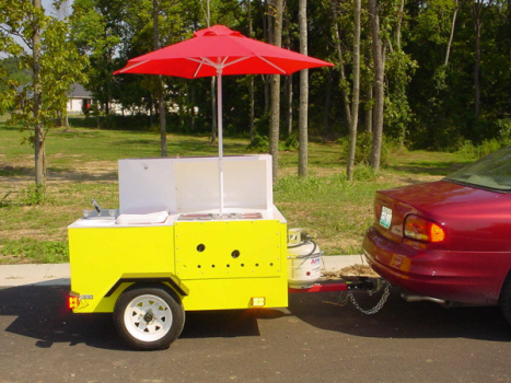 Hot Dog Profits Premium Hot Dog Cart Training